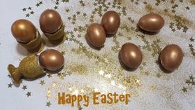 Benino Golden Gelatin Egg Colouring Kit Video