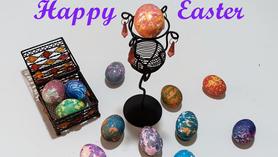 Benino Marble Egg Colouring Kit Video