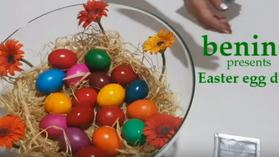 Benino Easter Egg Dye Video