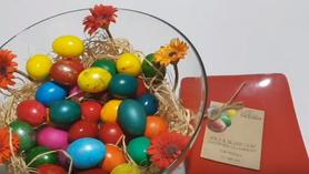 Benino Gold & Silver Leaf Egg Colouring Kit Video