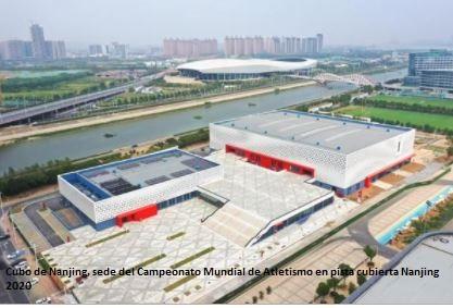 El Campeonato Mundial de Atletismo bajo techo se pospone hasta marzo de 2023
