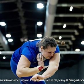 Schwanitz regresa con 19.11m en Chemnitz, Boling con 45.51 en Columbia