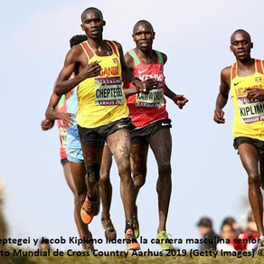 Cheptegei y Kiplimo lideran el equipo de Uganda para el Mundial de Medio Maratón Gdynia 2020