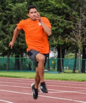 Gerardo Lomelí se estrenará como Atleta Azteca en la UDLAP