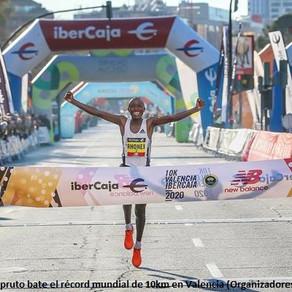 Kipruto, Gidey, Kiplimo y Jepchirchir, listos para competir en Valencia