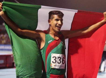 """Tonatiu López """"Tona"""", desea revivir en JO la presencia de México en 800 mts tras 32 años de ausencia"""
