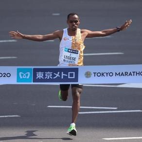 Legese se enfoca en la gloria olímpica después de una progresión constante en el Maratón