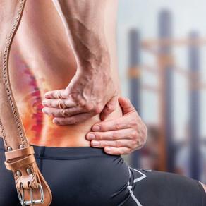 Dolor de espalda después de entrenar: ¿Por qué sucede?