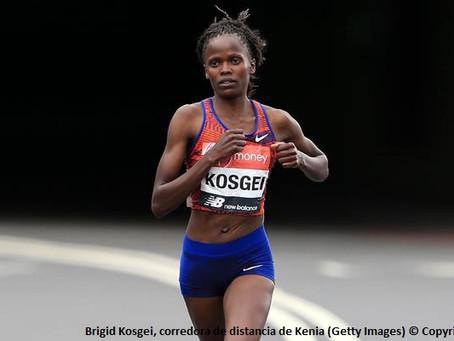 Las poseedoras de récords mundiales Kosgei y Yeshaneh se enfrentarán en el Medio Maratón de Delhi