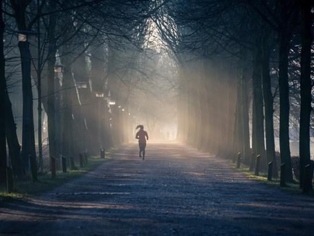 Cinco formas de utilizar el running para sobrevivir a la temporada festiva