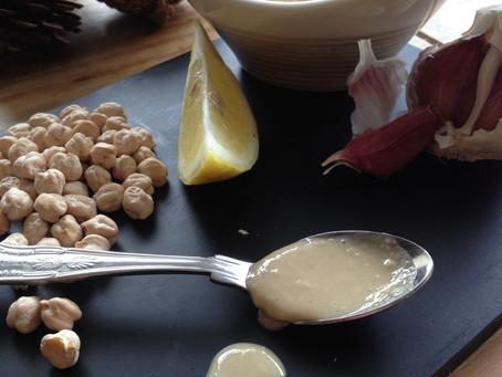 Easy Peasy Classic Hummus