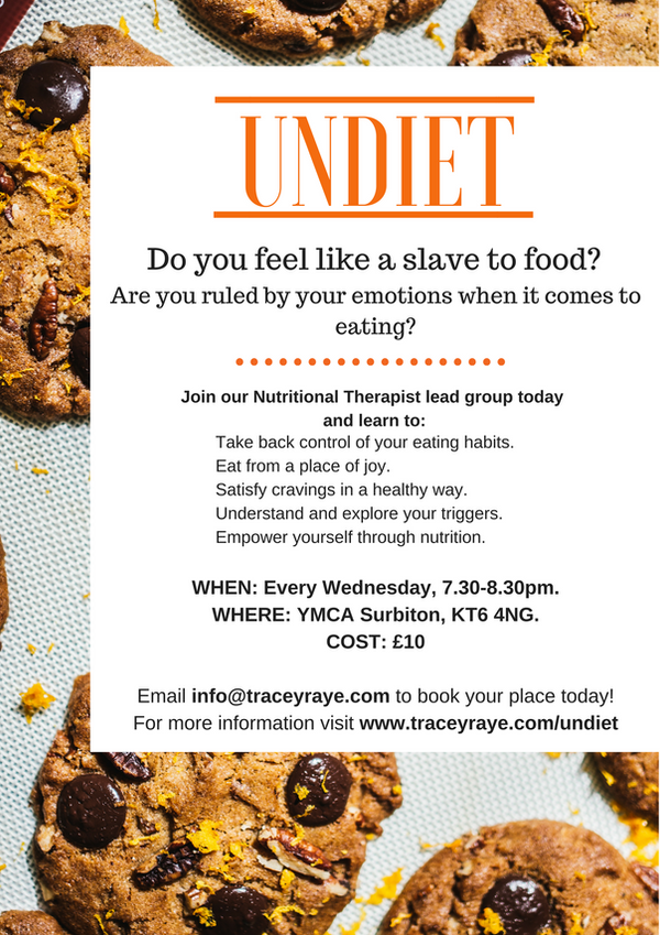 Poster for undiet