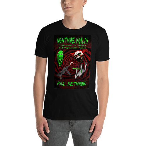 Nightmare Worlds Short-Sleeve Unisex T-Shirt