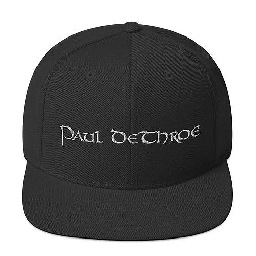Paul DeThroe STW Snapback Hat