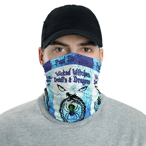 Wicked Witches, Devils & Dragons Neck Gaiter