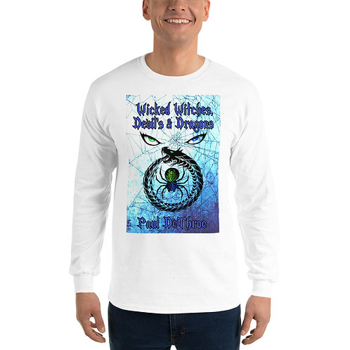 Wicked Witches Devils & Dragons Men's Long Sleeve Shirt