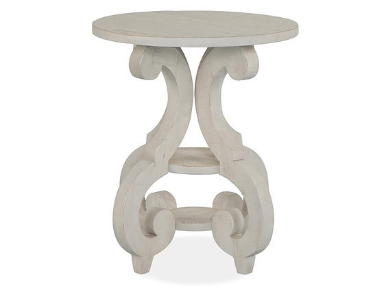 Bronwyn Round Accent Table
