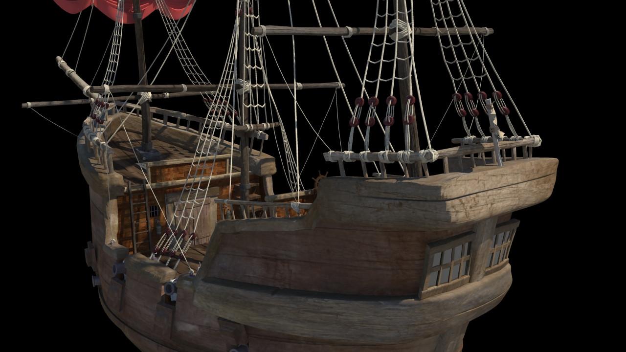 Barco Pirata Lunnis