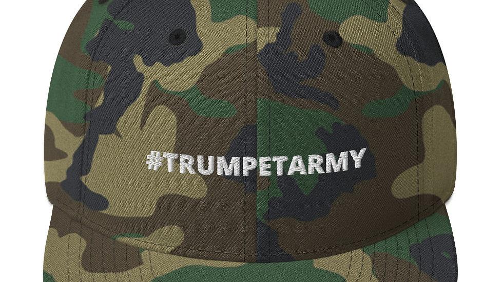 Trumpet Army Snapback
