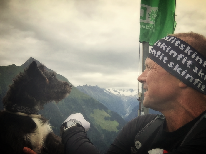 globeLOTTE enjoying the Bergsommer in Zillertal 🇦🇹