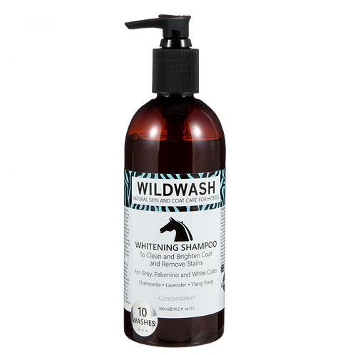 Natural Whitening Horse Shampoo