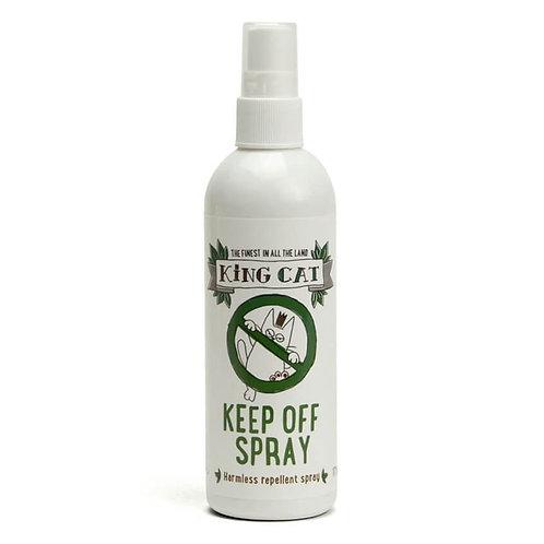King Catnip Cat 'Keep Off' Spray