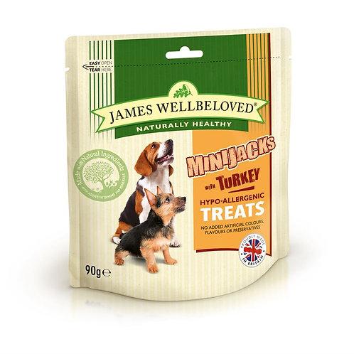 James Wellbeloved Mini - Jacks with Turkey