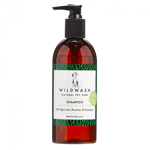 Pro Shampoo for Deep Cleaning and Deodorising
