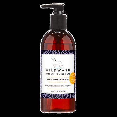 Natural Medicated Horse Shampoo