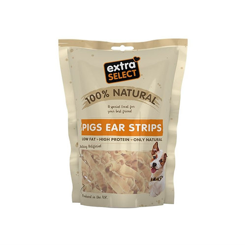 Extra Select Pig Ear Strips