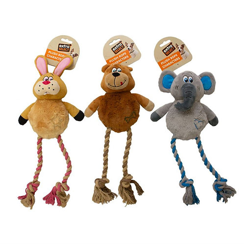 Extra Select Rope Plush Characters