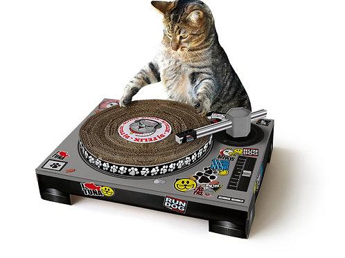 Cat Scratch DJ Decks - unleash your cat's inner DJ