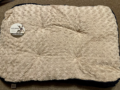 Rosewood Quilted and Swirl Fur Mattress