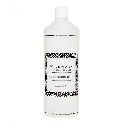 Wild Wash 1Ltr Mixing Bottle