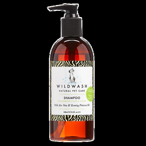 Pro Shampoo for Sensitive Coats and Puppies