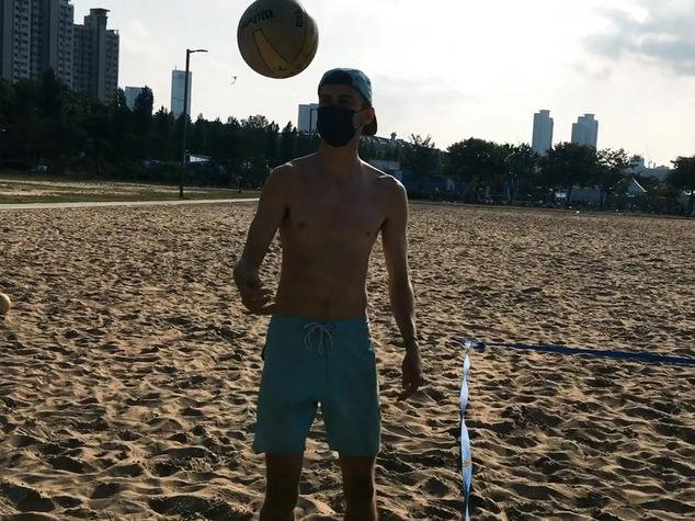 Beach Volleyball Highlights