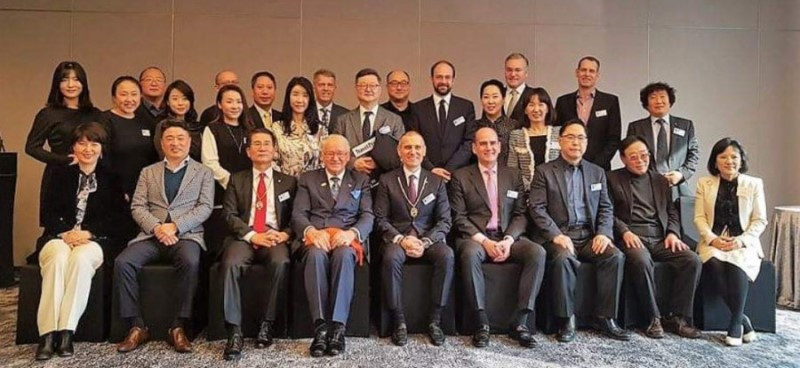 - Skål International Seoul Monthly Meeting & The 50th Anniversary Sub-committee Meeting
