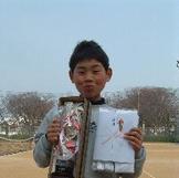 小学男子優勝