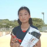 中学女子準優勝