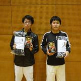B級男子準優勝