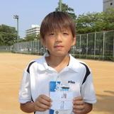 小学男子3位