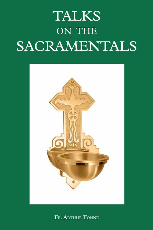 Talks on the Sacramentals