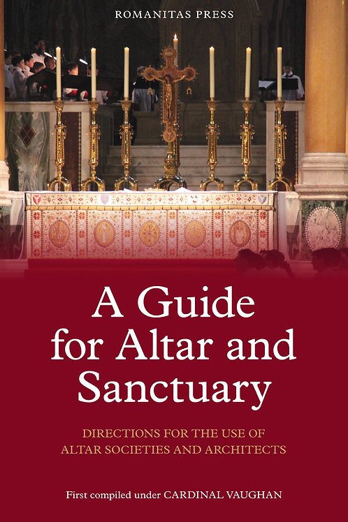 A Guide for Altar and Sanctuary PDF BK