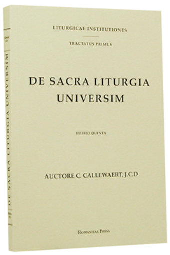 De Sacra Liturgia Universim