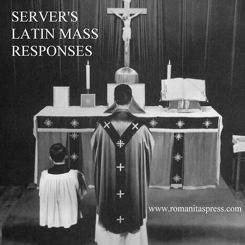 Server's Mass Responses Instructional MP3