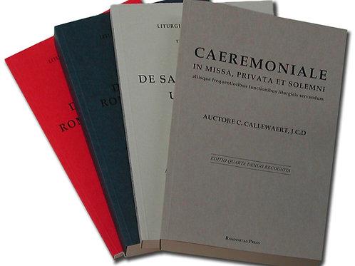 Callewaert 4-Volume Set