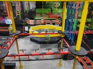 Dothan trampoline park holds weekly 'Lock-In' event for kids