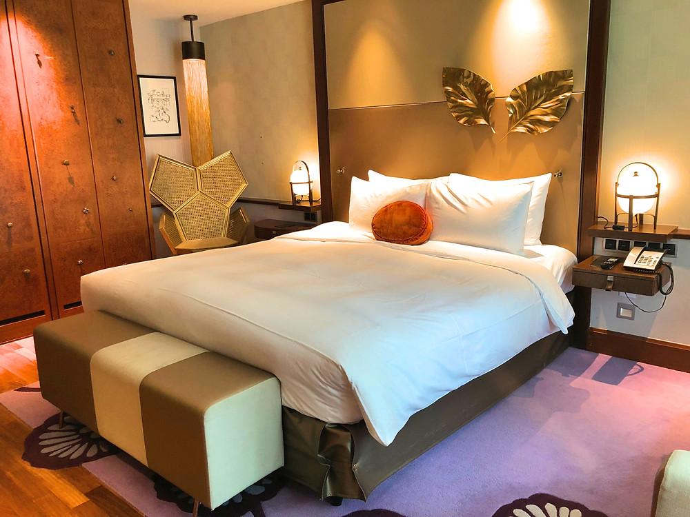 Prestige Suite - The bedroom