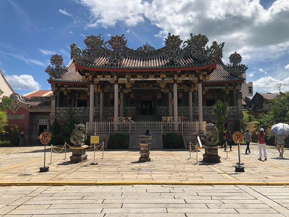 The Clan House of Leong San Tong Khoo Kongsi