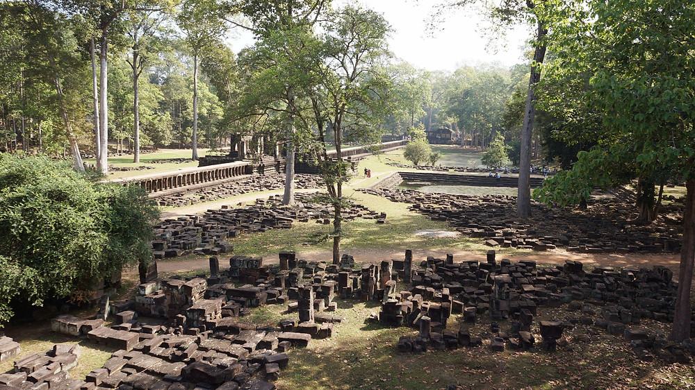 Inside Angkor Archaeological Park